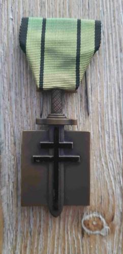 Croix de compagnon de la libération 20200147