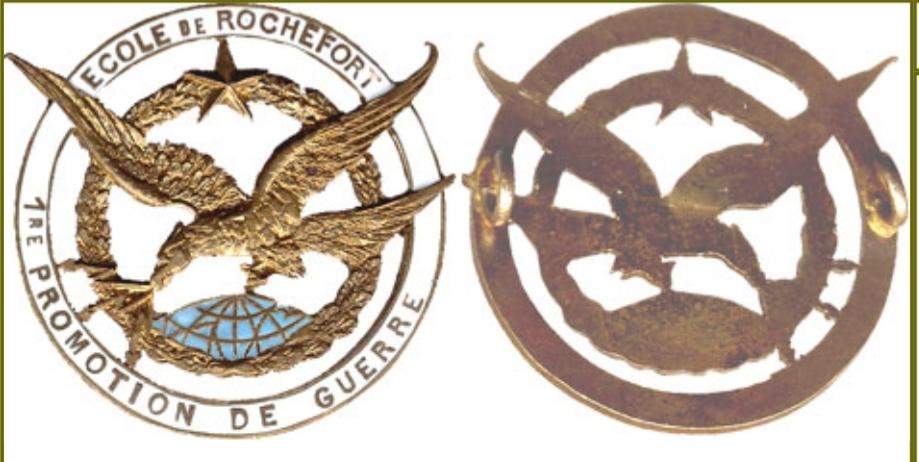 1ere promotion de guerre Rochefort 20210331