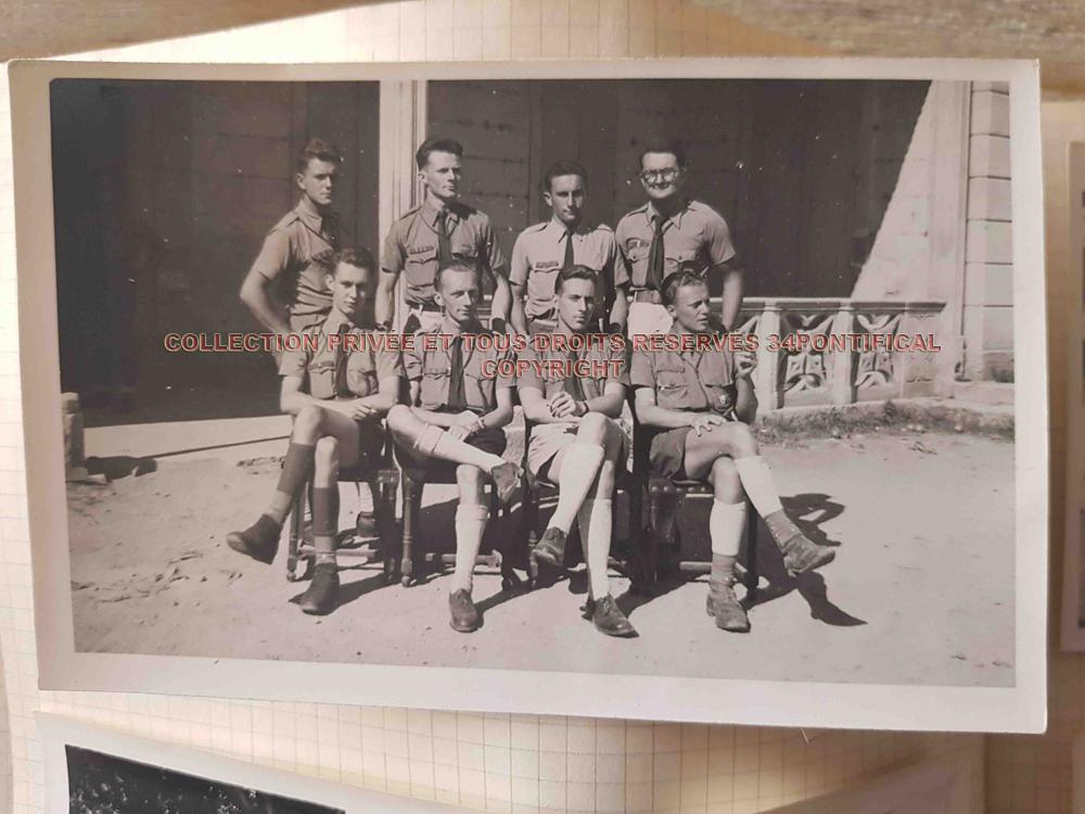 PÂQUES 1944 vécus par les CJF 20210413