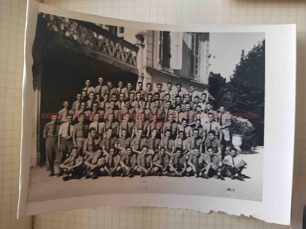 PÂQUES 1944 vécus par les CJF 20210414