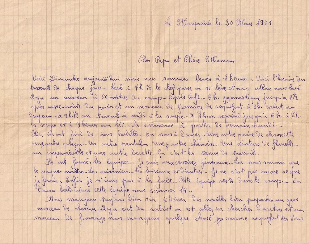 De ce jour : du Chantier de Jeunesse n° 19 en Lozère Cjf6_r10