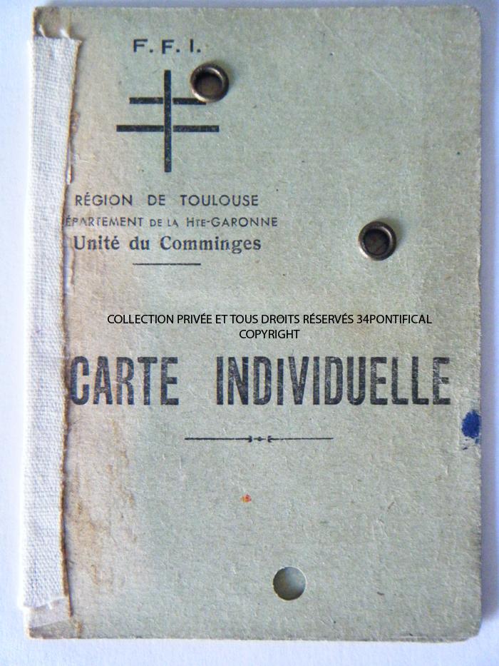 Une redécouverte des cartons : FFI secteur Comminges / ASPET Dscf3835
