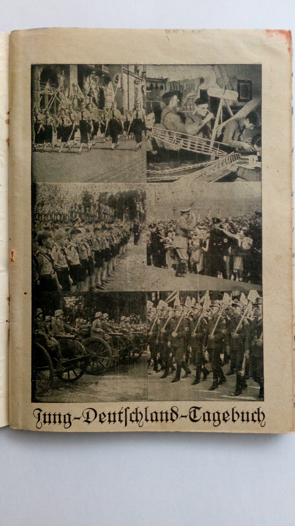 Après la défaite de juin 1940 : direction vers le Stalag Img_2244