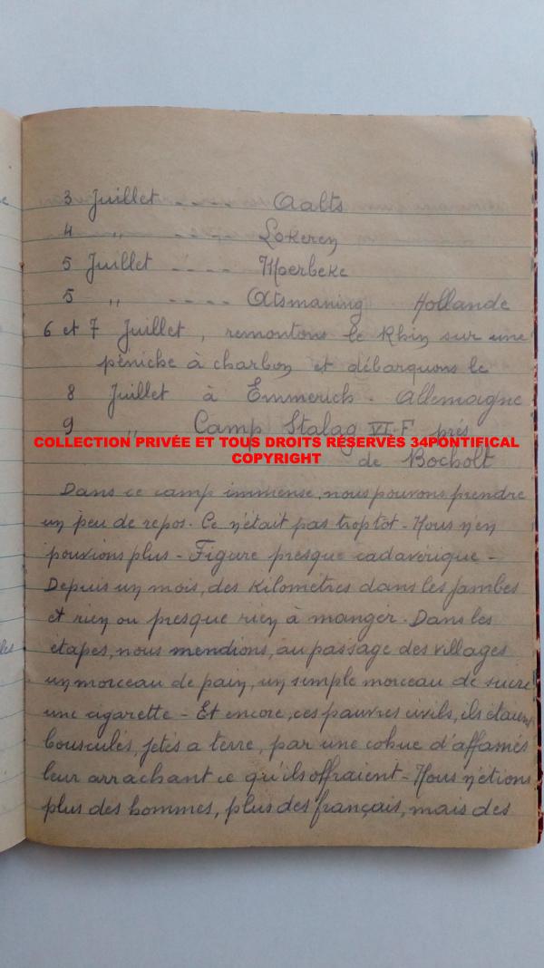 Après la défaite de juin 1940 : direction vers le Stalag Img_2250