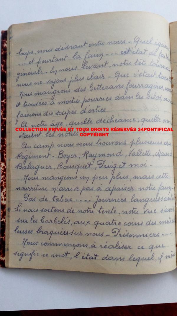 Après la défaite de juin 1940 : direction vers le Stalag Img_2251