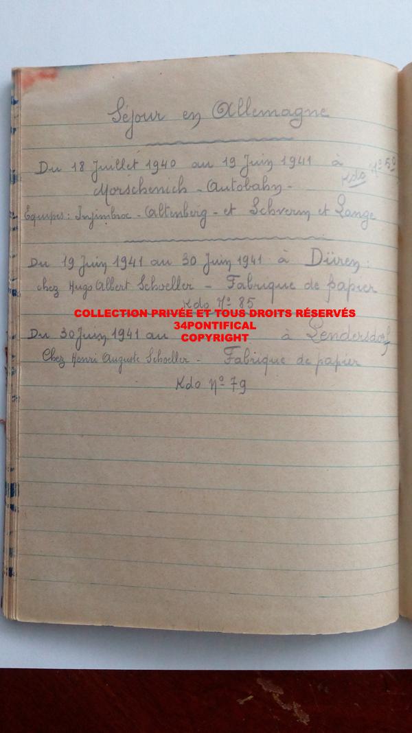 Après la défaite de juin 1940 : direction vers le Stalag Img_2255