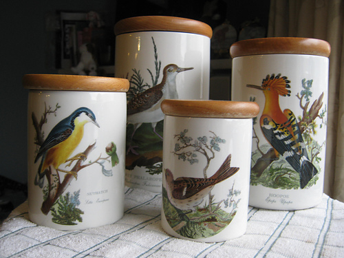 Portmeirion Pottery - Page 2 Birds10