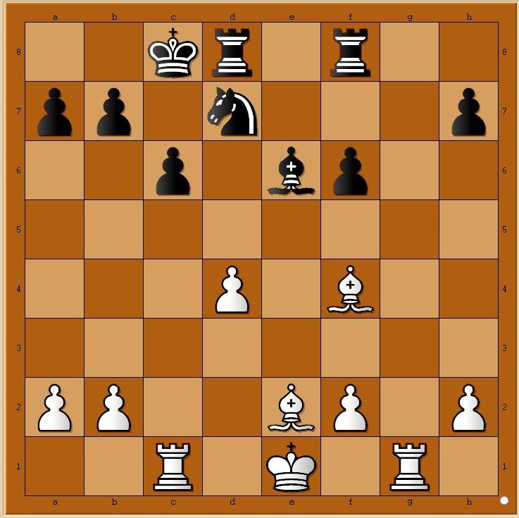 p013 Les Blancs jouent et gagnent. P01310