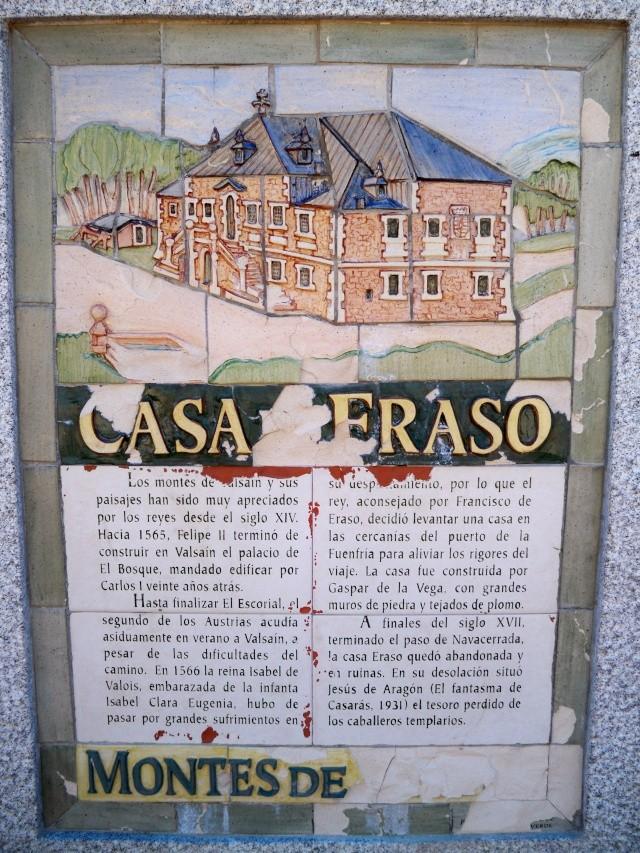 Convento de Casarás (Pinar de Valsaín, Segovia). 010_ca10