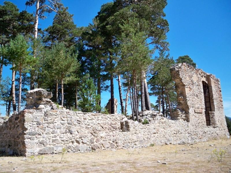 Convento de Casarás (Pinar de Valsaín, Segovia). 011_co10