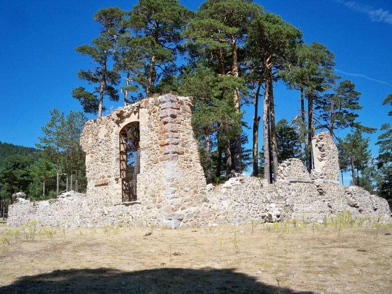 Convento de Casarás (Pinar de Valsaín, Segovia). 012_co10