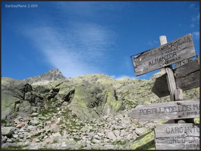 Montañismo: 26 y 27 de octubre 2013 - Ascensión al Almanzor - Página 2 Letrer10