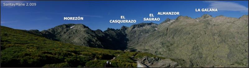 Montañismo: 26 y 27 de octubre 2013 - Ascensión al Almanzor - Página 2 Panora10