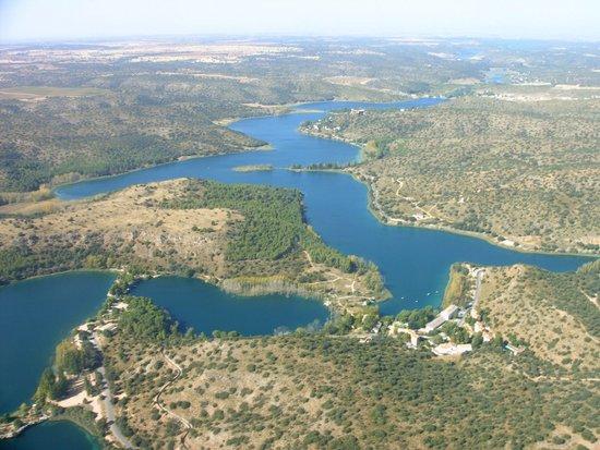 Senderismo y espeleología: 9 y 10 de noviembre 2013 - Lagunas de Ruidera y Cueva de Montesinos - Página 2 Parque10