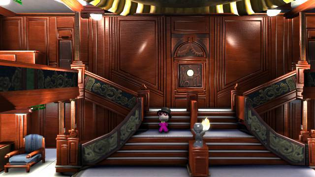 TITANIC en Jeu Vidéo (LittlebigPlanet 2) PS3 1bea2510