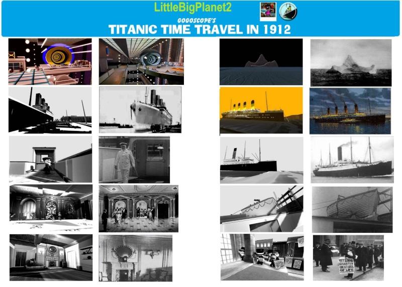 TITANIC en Jeu Vidéo (LittlebigPlanet 2) PS3 46212310