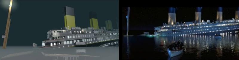 TITANIC en Jeu Vidéo (LittlebigPlanet 2) PS3 Ddddd10