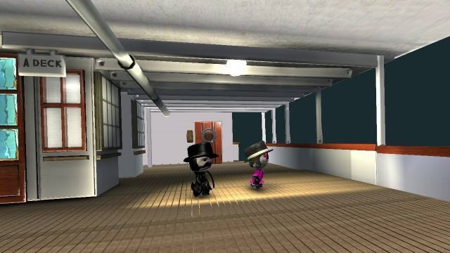 TITANIC en Jeu Vidéo (LittlebigPlanet 2) PS3 E59dbe10