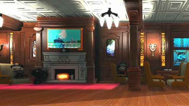 TITANIC en Jeu Vidéo (LittlebigPlanet 2) PS3 Ee4a3b11