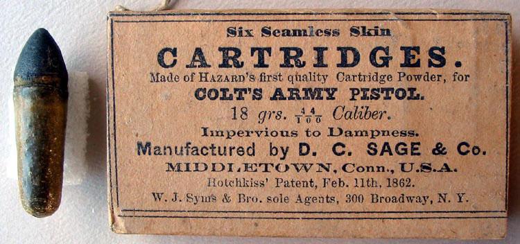 Boites de munitions antiques...... Cartri10