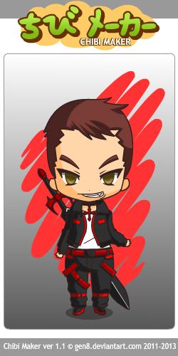 ~ Chibi-maker ~ Red_ni11