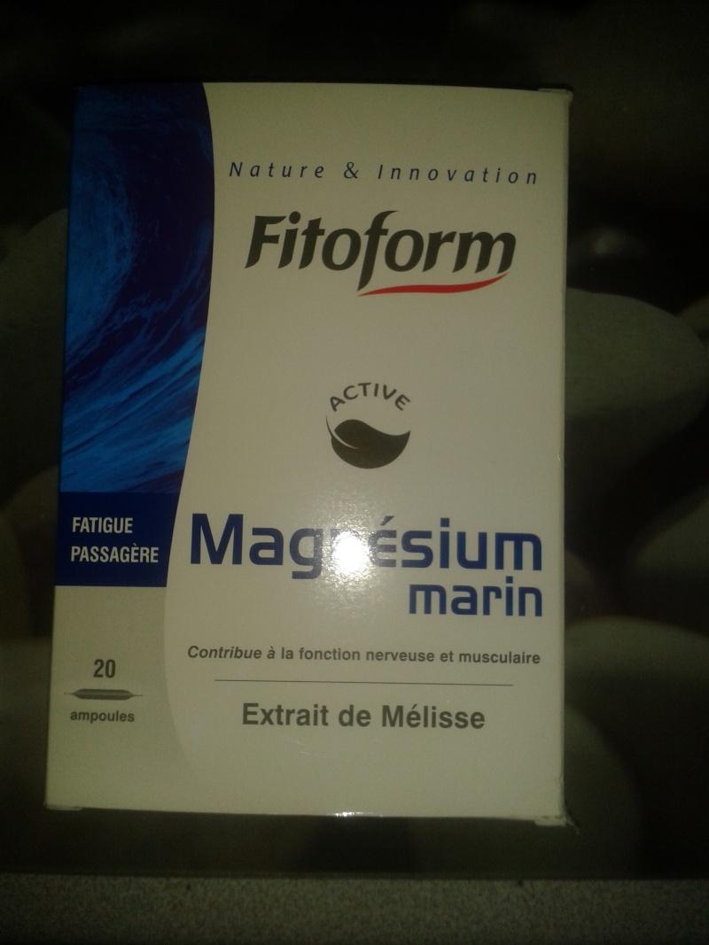 20 ampoules magnésium marin 2013-023