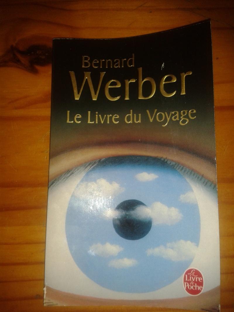 Livre: Bernard Weber: le livre du voyage 2013-033