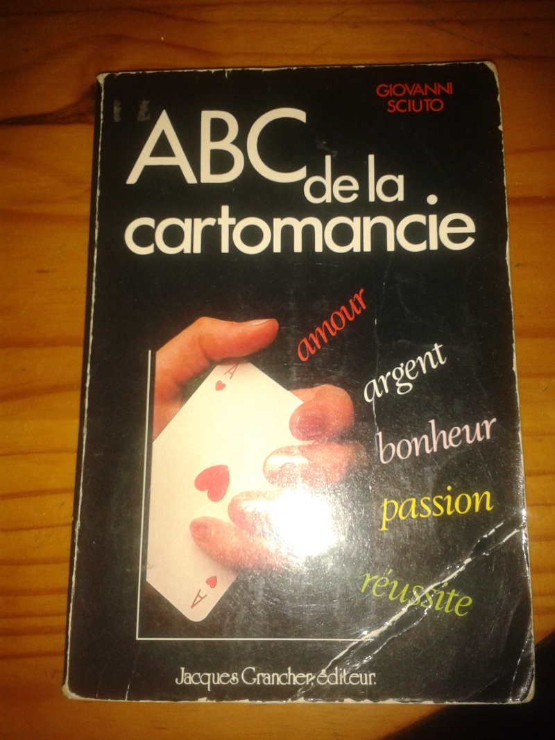 Livre ABC de la cartomancie 2013-043