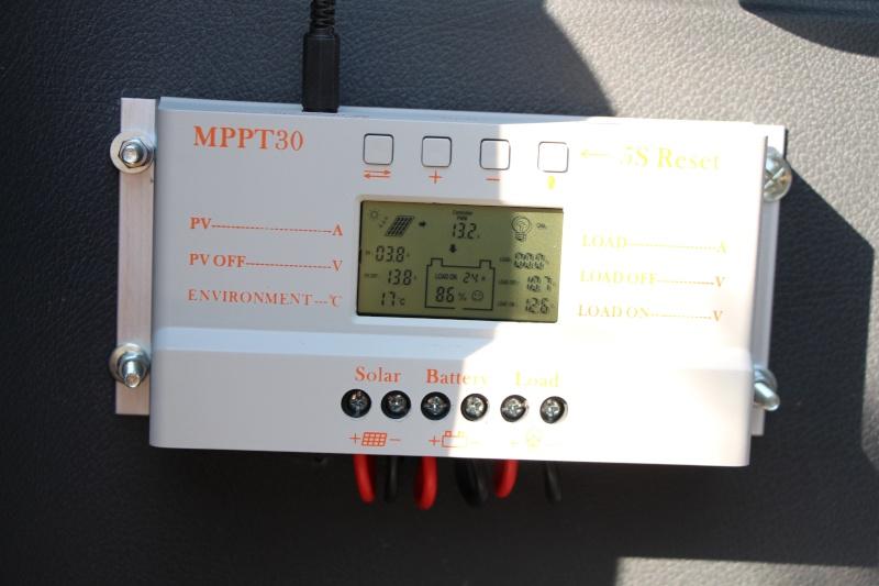 panneau solaire valise 100w Img_3415