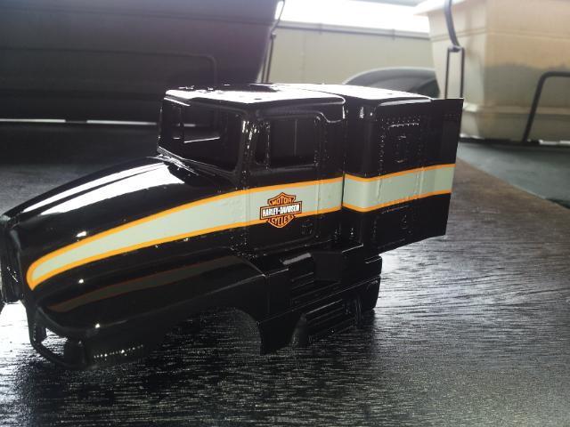 KENWORTH T 600 Harley-davidson 20130820