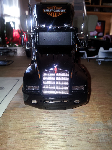 KENWORTH T 600 Harley-davidson 20130821