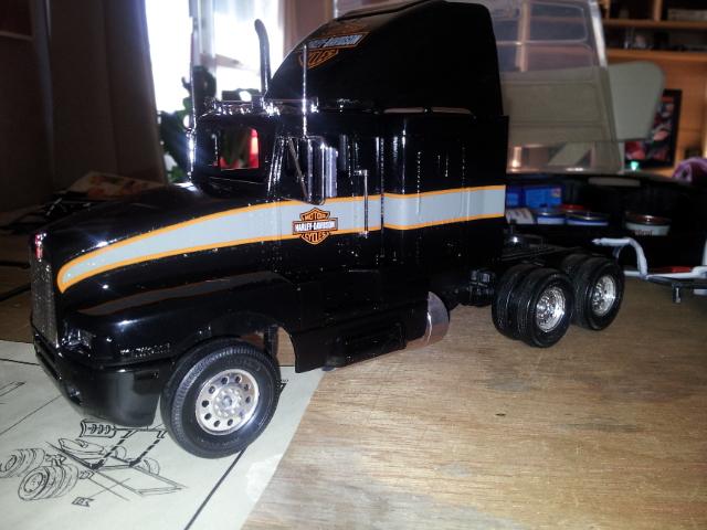 KENWORTH T 600 Harley-davidson 20130823