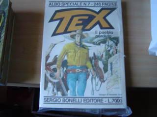 Tex WILLER  CHEZ CLAIR DE LUNE  Dsc06529
