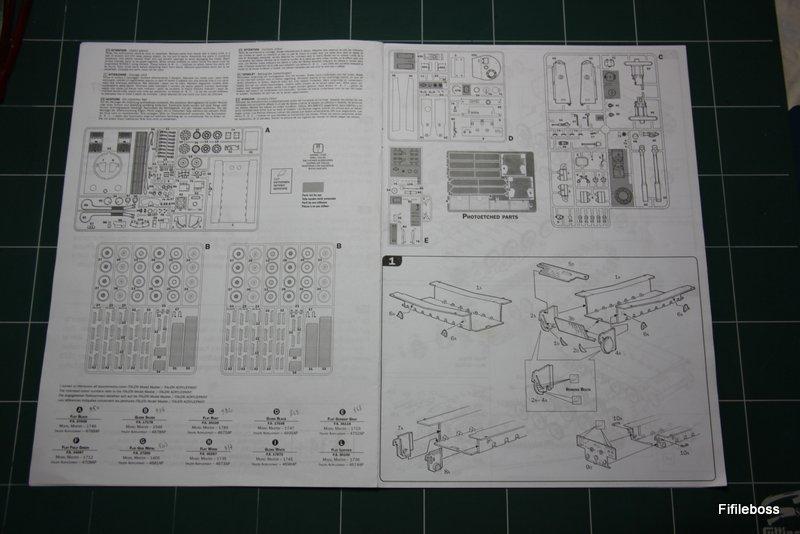 Pz. Kpfw. VI Tiger I Ausf. E Mid prod - 1/35 Italeri Img_5913
