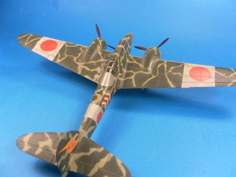 KI 45 attaque speciale  1/48 Ki45210