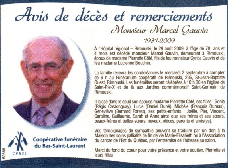 Gauvin,Marcel Gauvin11