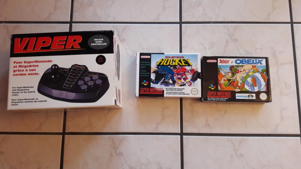 [QUESTION] Etat des boites des consoles Super NES 20160911