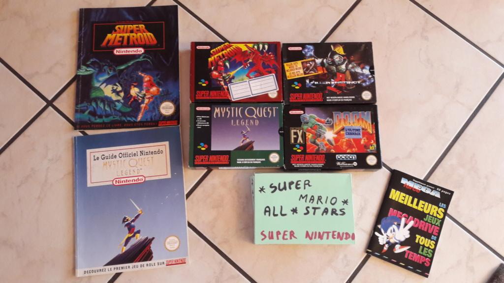 [QUESTION] Etat des boites des consoles Super NES 20160912