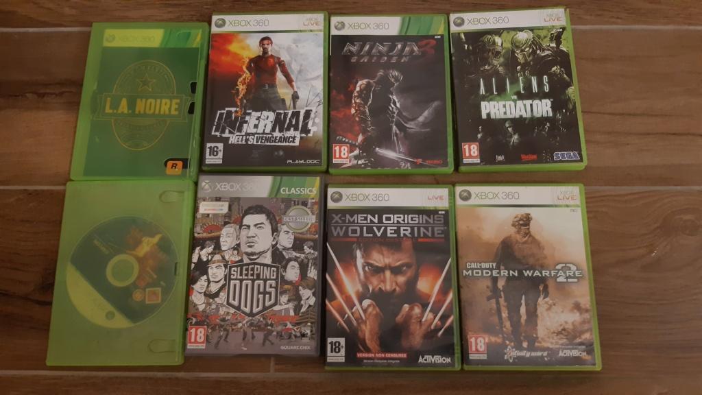 VENTE JEUX PS2, PS3, DS, COLECO VISION 20210910