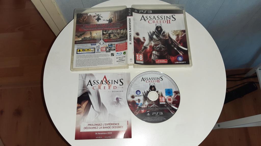 VENTE JEUX PS2, PS3, DS, COLECO VISION 20211019
