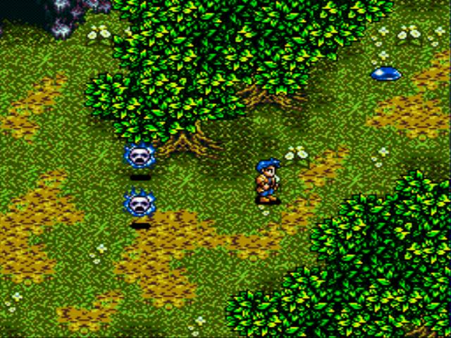 (TEST)  BARVER BATTLE SAGA OU THE LEGEND OF THE MAGIC WARRIOR SUR SEGA MEGADRIVE 28280110
