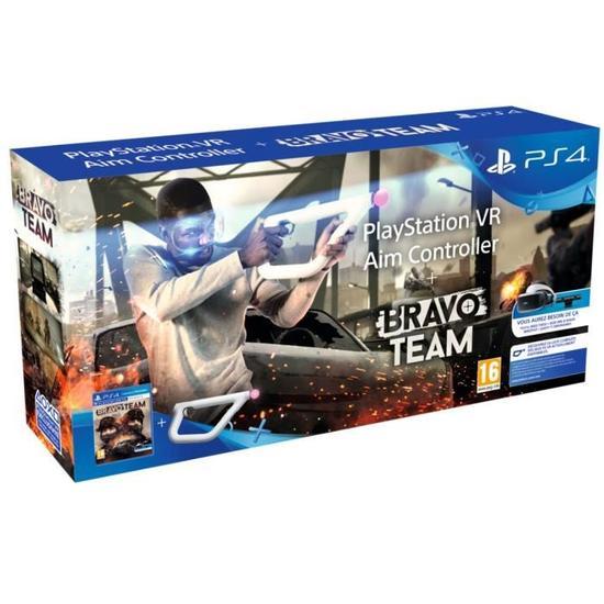RECHERCHE AIM CONTROLLER + BRAVO TEAM PS4 Bravo-10