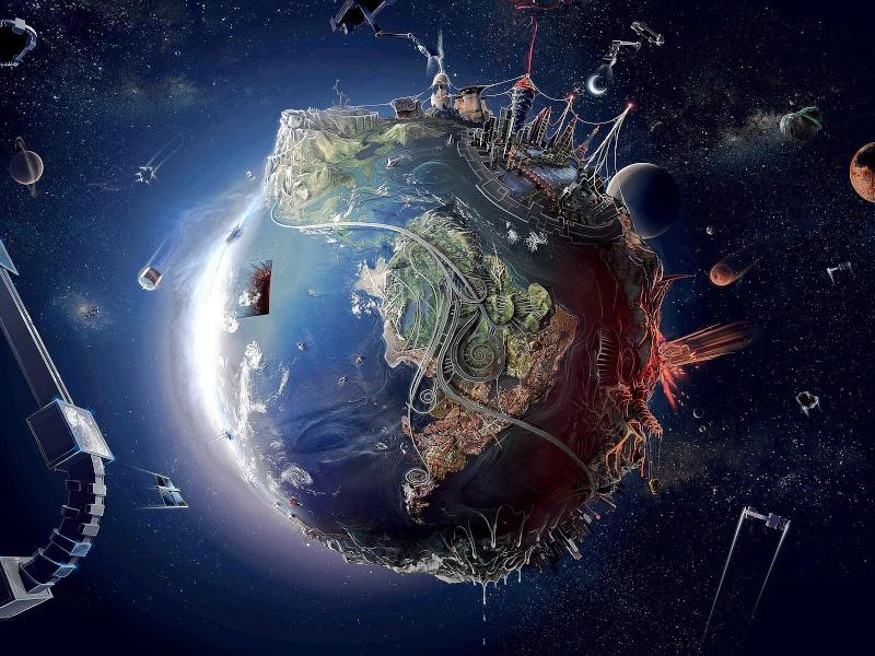 Planète Terre à vendre  Blue-m10