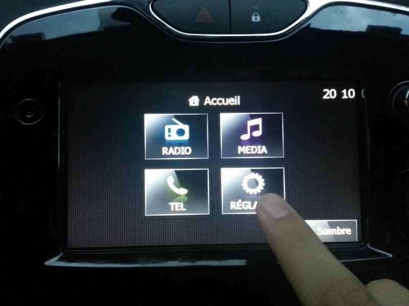 Comment vérifier si la voiture est équipée du GPS... Activa10