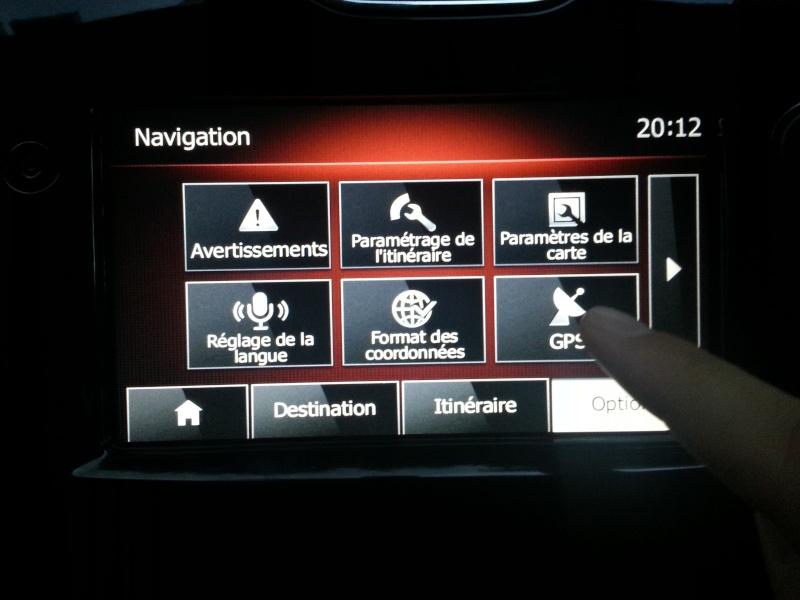 Comment vérifier si la voiture est équipée du GPS... Aller_11