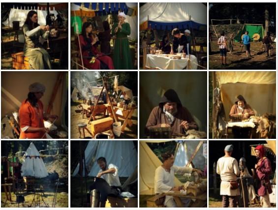 Fete médiévale Montfort sur Risle Villag10