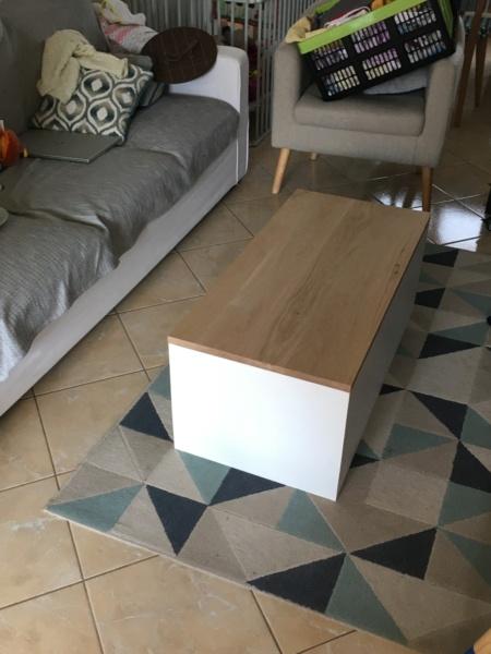 Table basse avec plateau relevable Img_8134