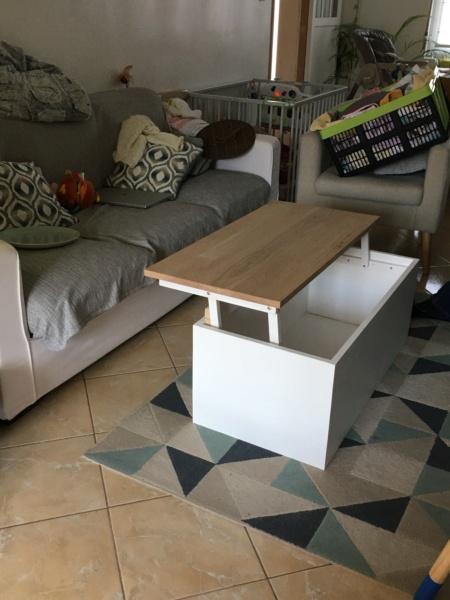 Table basse avec plateau relevable Img_8135
