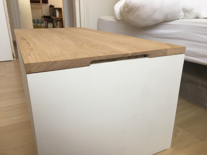 Table basse avec plateau relevable Img_8142