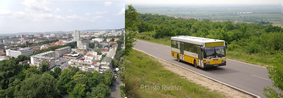 Градски транспорт Стара Загора
